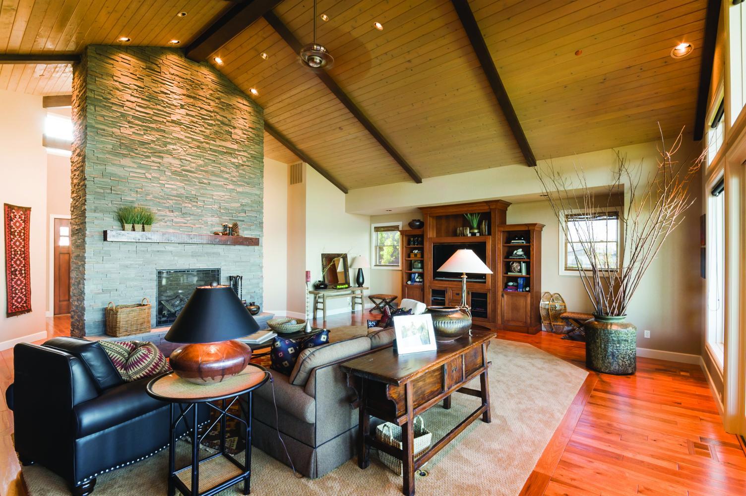 6 Quot Super Sloped Ceiling Led Baffle Inserts Elco Lighting