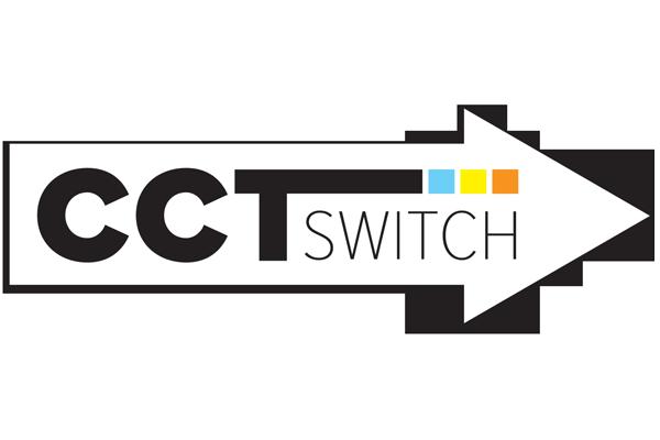6″ Round Reflector Insert with 5-CCT Switch & 3-Lumen Switch