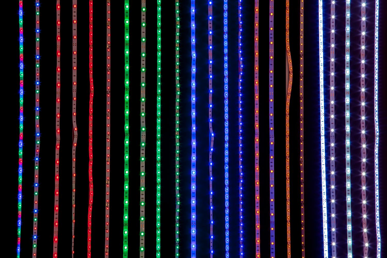 RGB 4.4W/ft. Indoor LED Tape Light