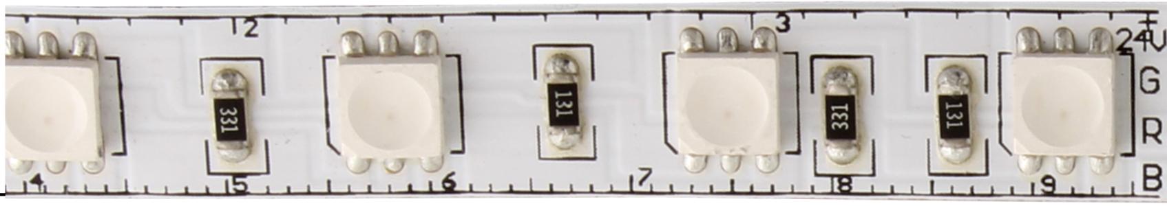 Elco Lighting E1460-24M 16 LED TAPE LT 4.4W//FT 24V RGB