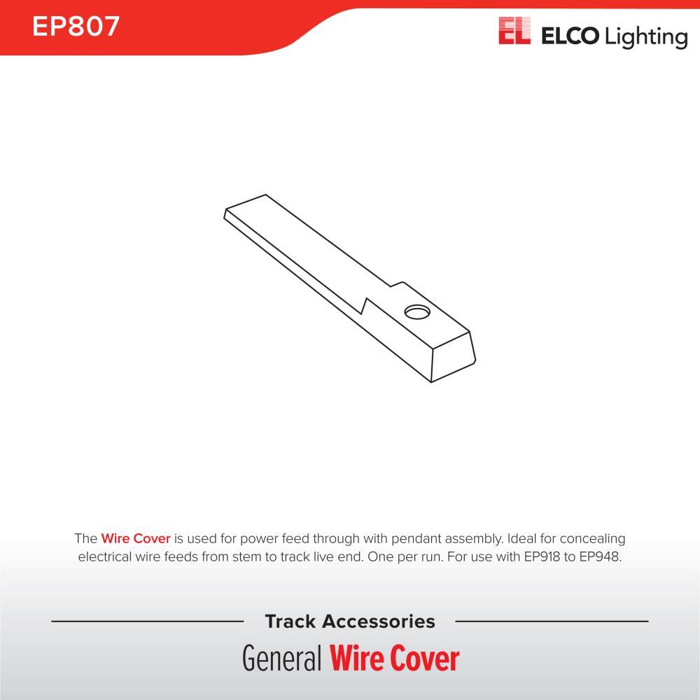 Wire Cover Track Accessory