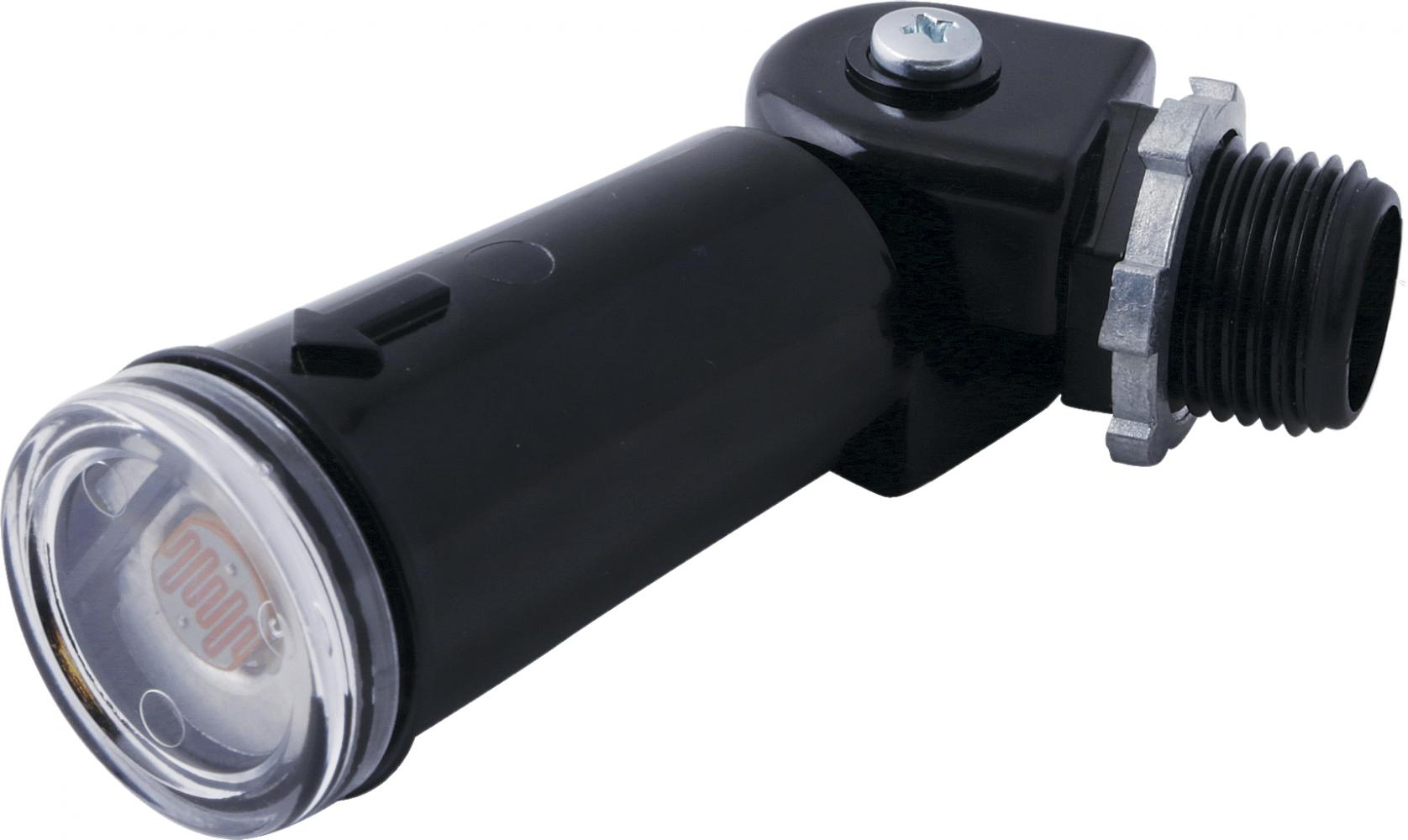 Button And Swivel Photocells Elco Lighting