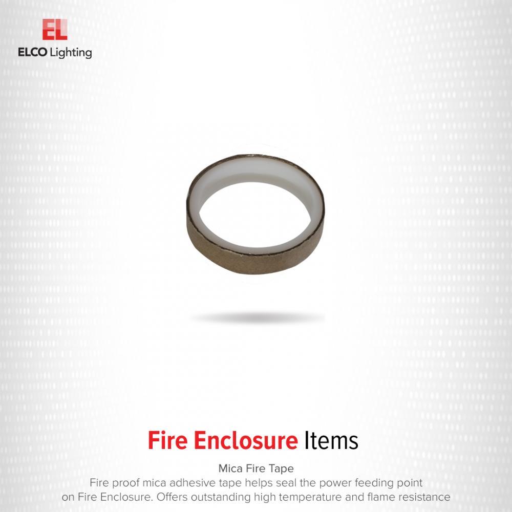 Flexible MICA Fire Enclosure for Recessed Fixtures