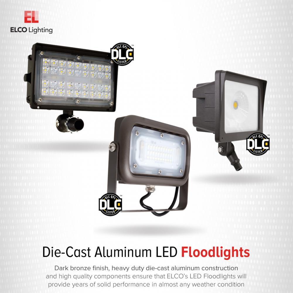 Knuckle Mount LED Floodlights
