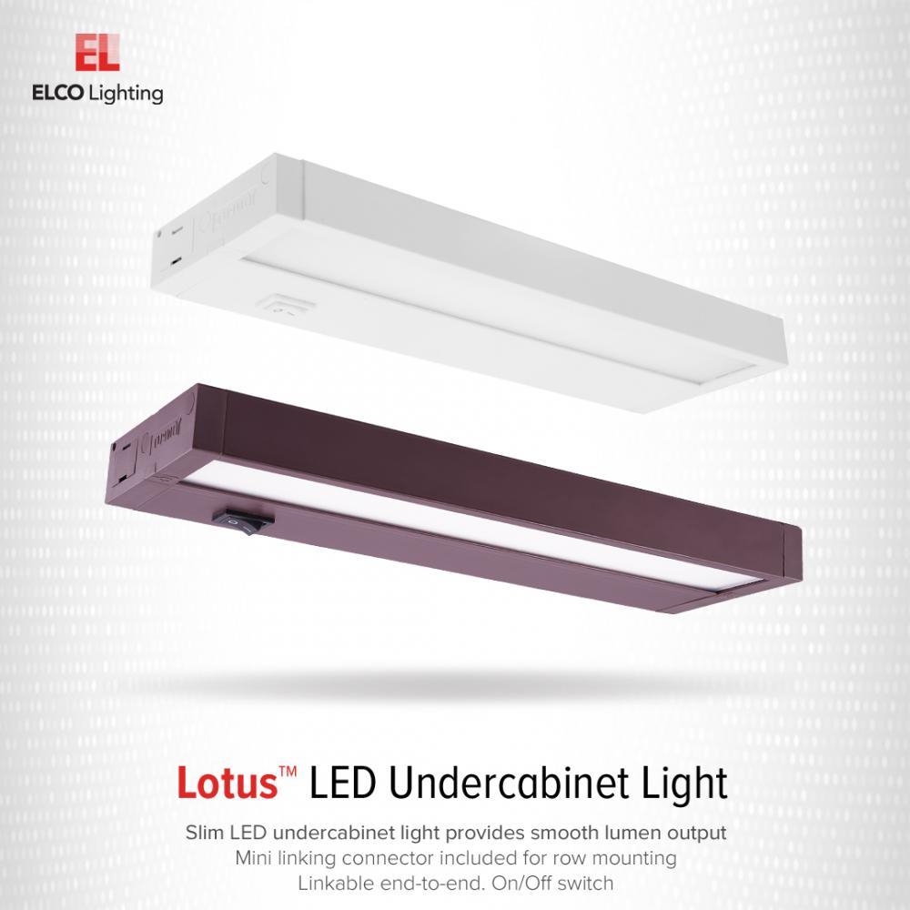 Elco Lighting EUM31W LED Undercabinet Light