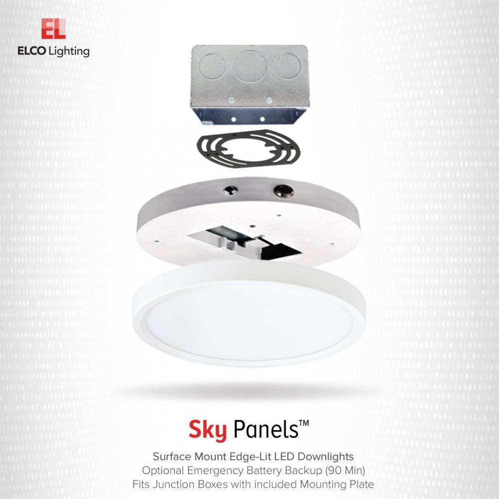 6″ Round 0-10V Sky Panel™