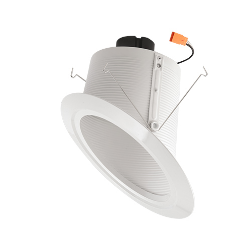 6 Super Sloped Ceiling Led Baffle Inserts Elco Lighting