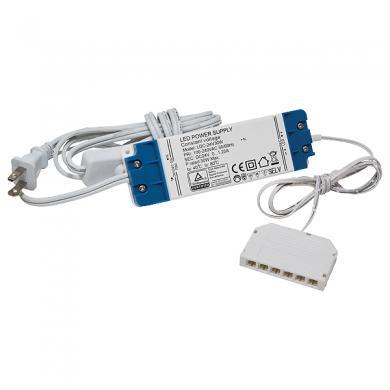 24V LED Driver w/ 6-Ways Distributor - DRV24V30W