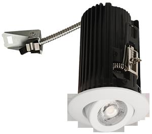 2″ Round Adjustable LED Teak™ Light