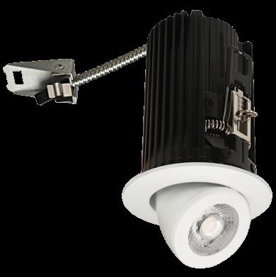 2″ Round Pull-Down Teak™ LED Light Engine