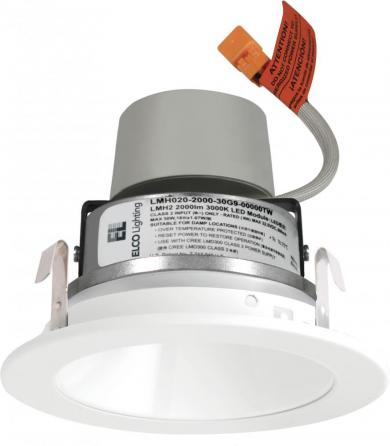 """4"""" LED Module & Driver with Reflector Trim"""
