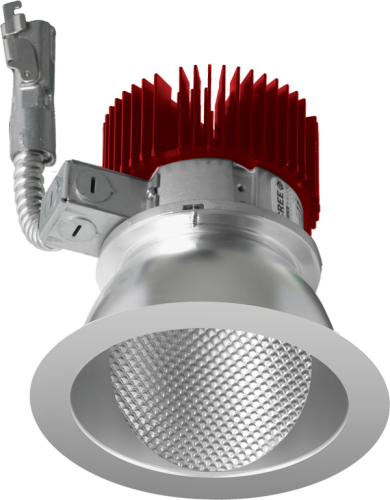 """4"""" LED Light Engine with Wall Wash Trim"""