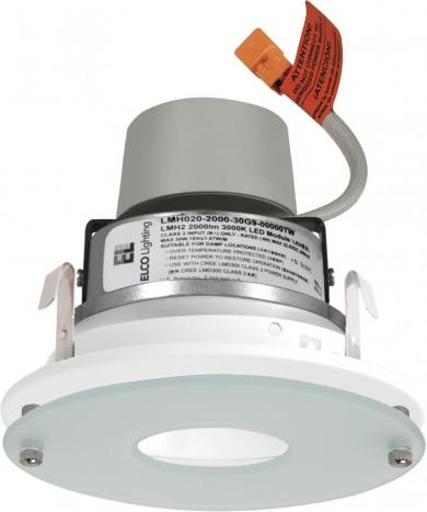 """4"""" LED Module & Driver with Drop Glass Trim"""