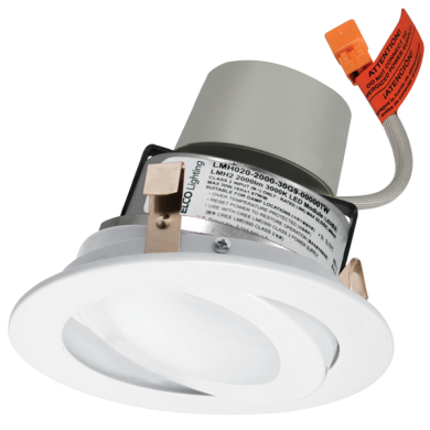 """4"""" LED Module & Driver with Adjustable Trim"""