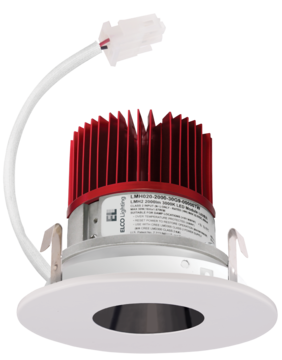 "4"" LED Light Engine with Pinhole Trim"