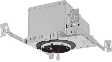 4″ Cedar System New Construction IC Airtight Housing w/Driver
