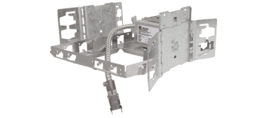 4″ Square Architectural Frame with Driver
