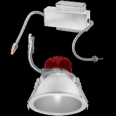 6″ Retrofit Kit Reflector LED Light Engine Trim with Driver