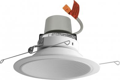 """6"""" LED Module & Driver with Baffle Trim"""