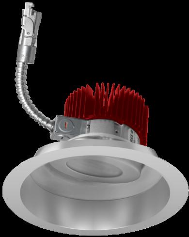 """6"""" LED Light Engine with Adjustable Trim (850-3000 lm)"""