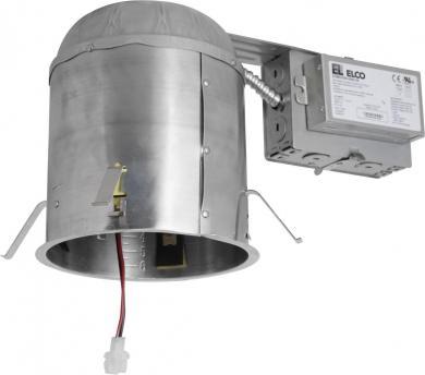"6"" Cedar System Remodel IC Airtight Housing w/Driver"