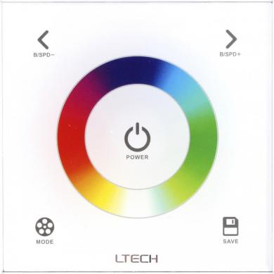 Touch Wall Panel RGB Controller