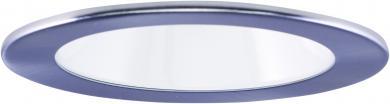 White w/Nickel Ring