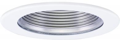 Nickel Baffle, White Ring
