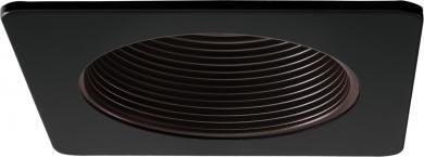 Black w/Bronze Ring