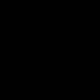 """6"""" Round LED Adjustable Phenolic Reflector with PAR38 Gimbal Insert"""