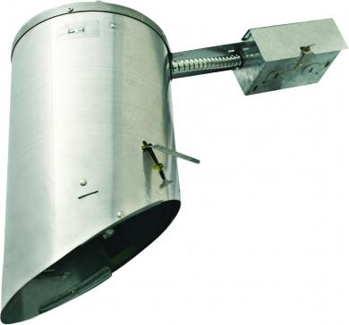 "6"" Super Sloped Ceiling Medium Base IC Airtight Remodel Housing"