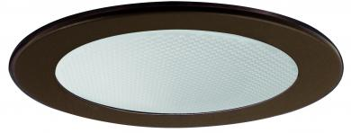 """4"""" Shower Trim with Reflector and Albalite Lens"""