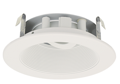 Pex™ 4″ Round Adjustable Phenolic Baffle