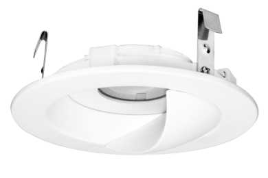 Unique™ 4″ Diecast Round Wall Wash Trim for Koto Module