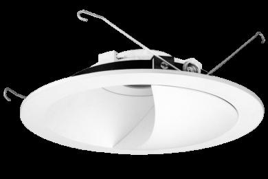 Unique™ 6″ Diecast Round Wall Wash Trim for Koto Module