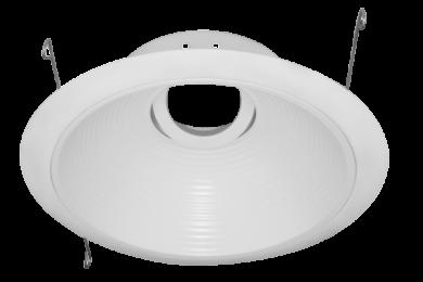 Flexa™ 6″ Adjustable Round Baffle Trim for Koto™ Module