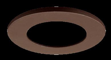 Bronze Round Trim