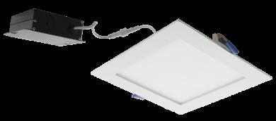 "6"" Ultra Slim LED Square Panel Light"