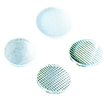 Soft Lens, Diffused Spread Lens, Linear Spread Lens