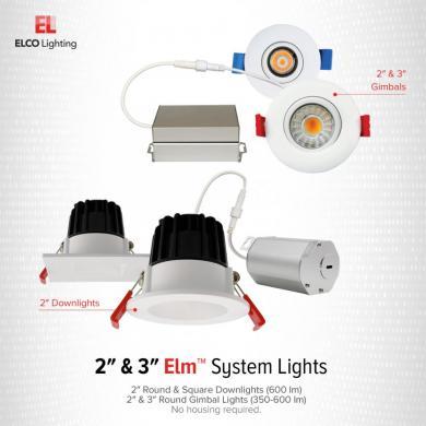 2″ LED Round Reflector