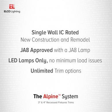 "3"" Remodel Dedicated LED Housing"