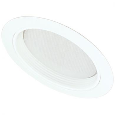 """5"""" Sloped Regressed Albalite Lens with Baffle Trim"""