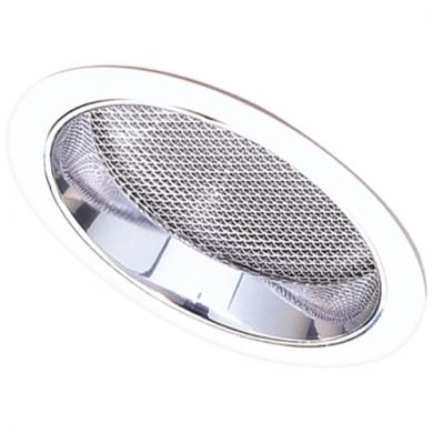 """5"""" Sloped Regressed Albalite Lens with Reflector Trim"""