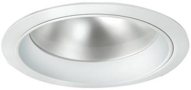 "6"" Reflector Trim with Regressed Frosted Lens"