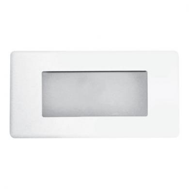 Step Replacement Open Faceplate