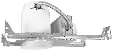 """4"""" Vertical Architectural CFL Downlight Housings"""
