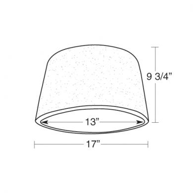 Recessed Fixture Fire Cover