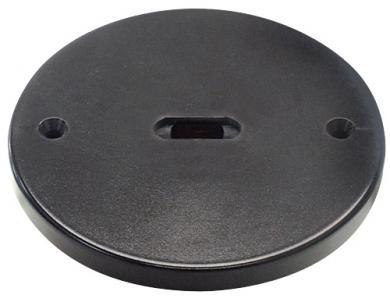 Mini-Track Round Monopoint Track Accessory