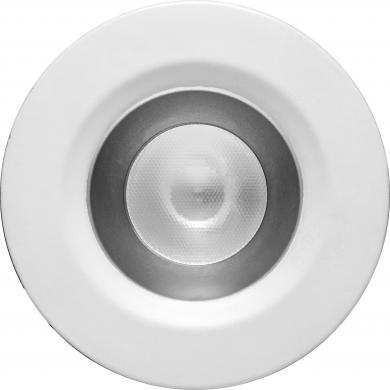 Round Haze w/White