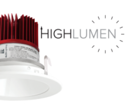 *High Lumen Outputs:* 3″ up to 1000 lumens, 4″ up to 1600 lumens and 6″ up to 2000 lumens